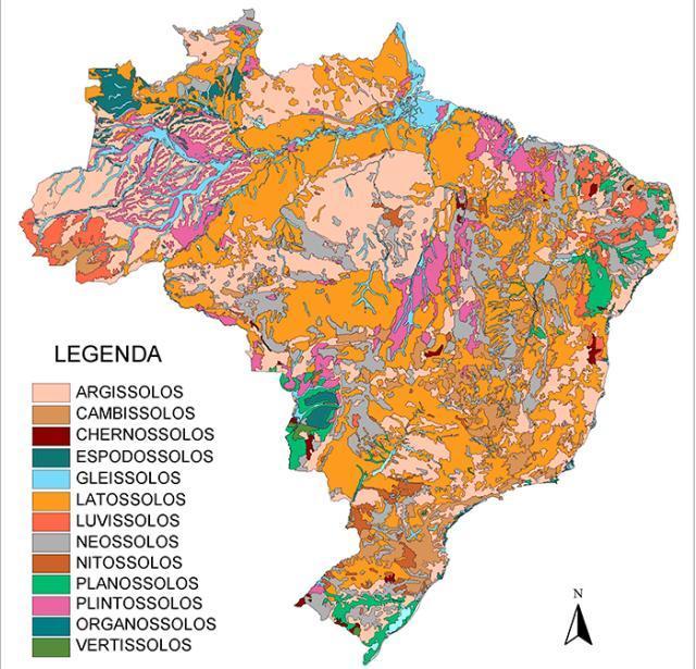 20 instituições assinam parceria para mapear solo brasileiro