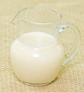 """Extrato solúvel ou """"leite"""" de soja"""