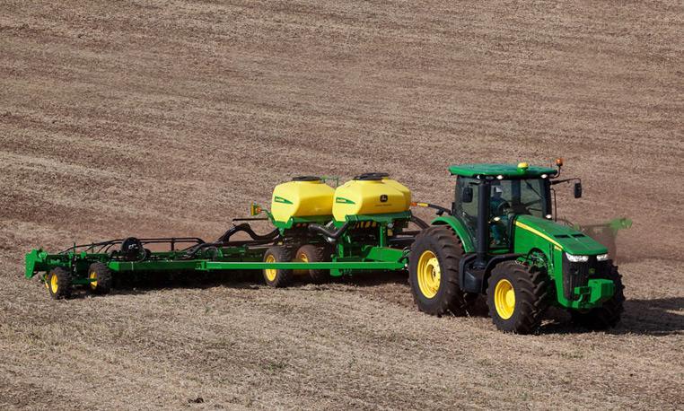 Veja dicas para regular sua plantadeira e garantir uma boa semeadura de soja